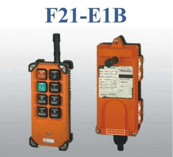 F21-E1B Радіопульт для кранів TELEcontrol