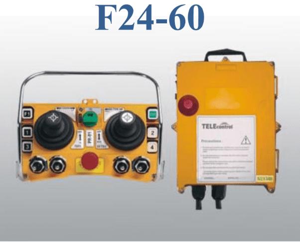 Радіопульт для кранів TELEcontrol F24-60
